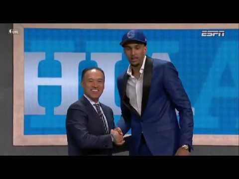 Jonah Bolden selected by the Philadelphia 76ers in 2017 NBA Draft