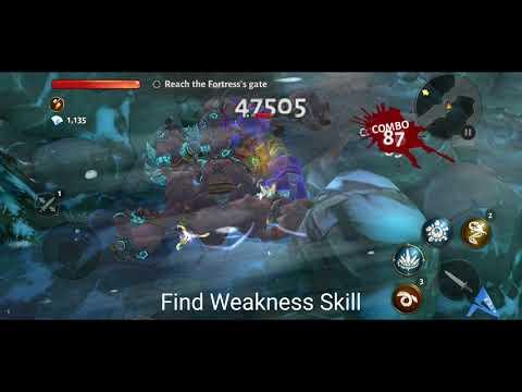 Dungeon Hunter 5 - Find Weakness Skill - Update 39 - Arrow