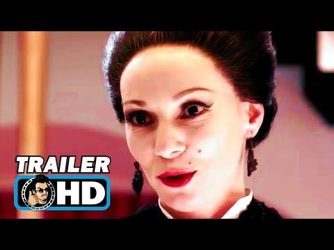 IN FABRIC Trailer (2019) Gwendoline Christie Horror