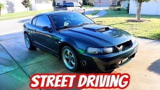 Stuck on the Side of the Road with the Turbo Bullitt Mustang