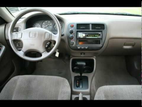 1999 Honda Civic LX 4 Door Sedan Slideshow   YouTube