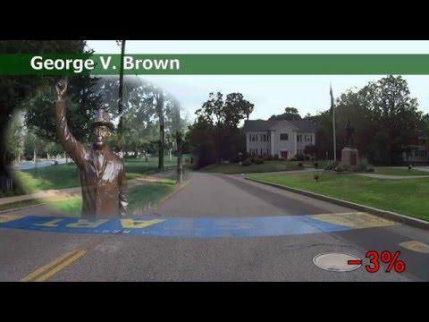 Run Boston!  Brief Marathon Course Video Preview