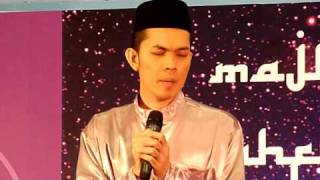 Amar - Selawat Burdah [HD] - LIVE