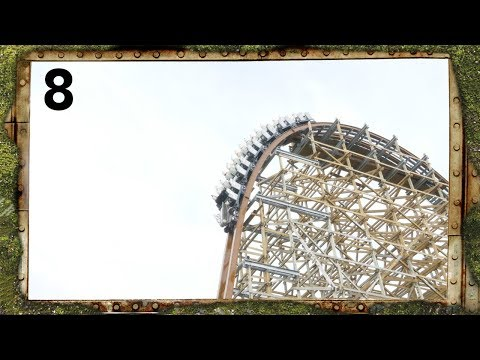 The Making of UNTAMED at Walibi Holland: Episode 8