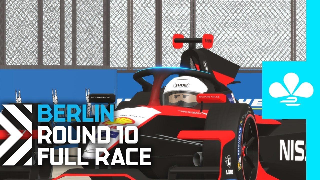 ION FORMULA E | S6 Round 10 - BERLIN ePRIX