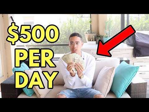 How To Make $500/$1000 A DAY Online  As A Complete Beginner (Making Money Online For Beginners)