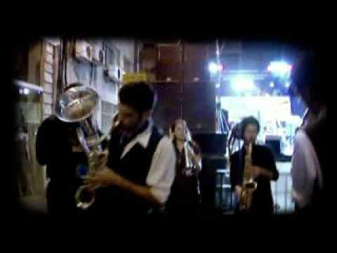 Balkan Bamachsan Orchestra-בלקן במחסן