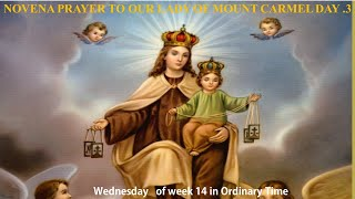 Daily Mass| English | Thursday | 14th Week in Ordinary Time | Carmelite Monastery, Margao, Goa
