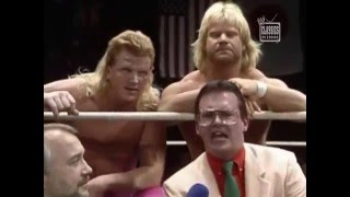 The Bobby Eaton Sell Clinic (Midnite Express studio match & int)