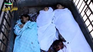 18+ 21+ Сирия: Похороны четверых погибших из одной семьи. Идлиб, 23/07/2013(Похороны четверых погибших из одной семьи. Идлиб, 23/07/2013 Мы переводим заголовки и описание к видео, которые..., 2013-07-23T16:21:07.000Z)