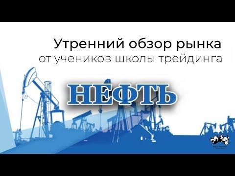Обзор нефть BRENT 14 05 19