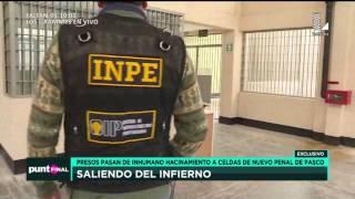 Punto Final: así luce el nuevo penal de Cochamarca en Pasco