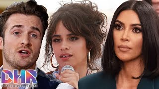 Camila Cabello & Matthew Hussey's BREAKUP Messages! Kim Kardashian SLAMMED For 'Kimono'! (DHR) Video