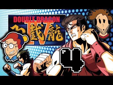 Double Dragon 4 - Part 4 - WE WRECK THE HULK! - Joystick Jokers  
