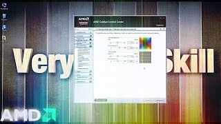 Настройка насыщенности цвета Nvidia и AMD(Adjusting the color saturation Nvidia and AMD Моя насыщенность: 140 (AMD), 2015-06-28T12:52:32.000Z)