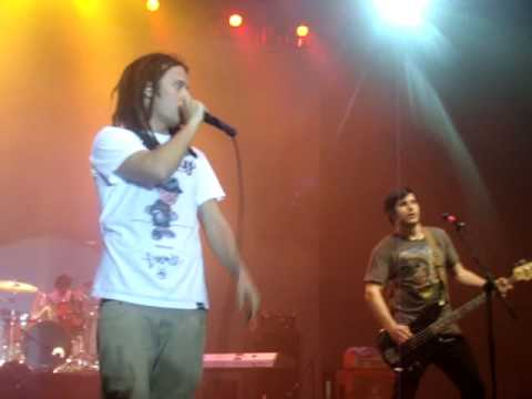 Saosin - You're Not Alone (Manila, A-Venue, front row center)