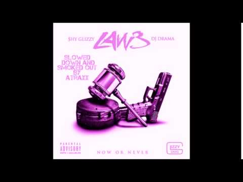 Shy Glizzy - Money (Feat Young Dolph) (SloWeD DoWn AnD SmOkEd OuT Mix By ATraxx)