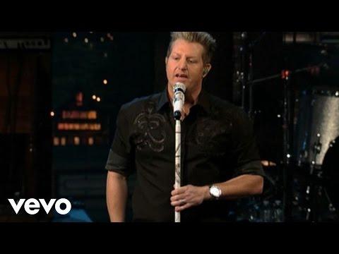 Rascal Flatts - I Won't Let Go (Live On Letterman)