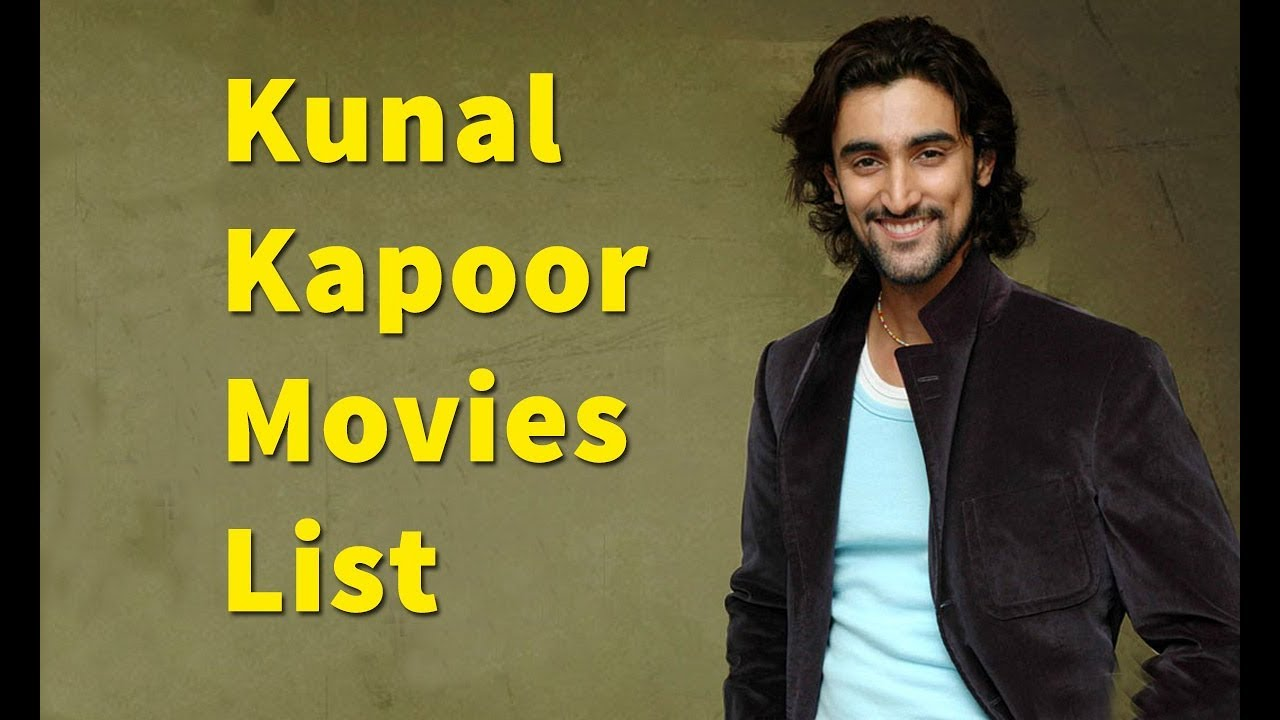 Kunal Kapoor Movies List - Kunal Kapoor All Movies - YouTube