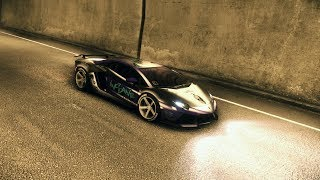 Онлайн -битва на Lamborghini Aentador (Need for Speed 2015)