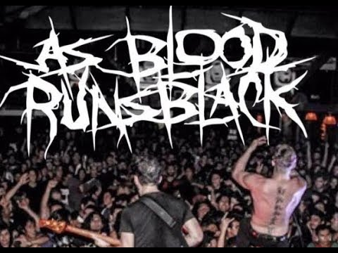 As Blood Runs Black tease new material - will they make a return in 2019...??