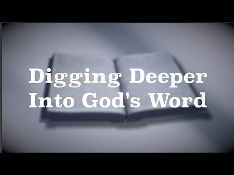 Image result for image dig into God's Word