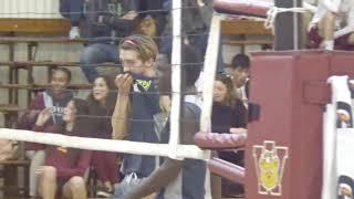 High School Volleyball: Wilson vs. Millikan
