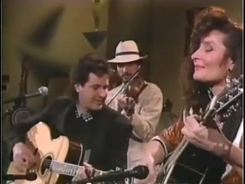 "Vince Gill & Janice Gill w. Mark O'Connor & American Music Shop ""Gold Rush"""