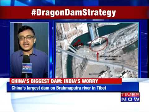 China's biggest dam: India's worry