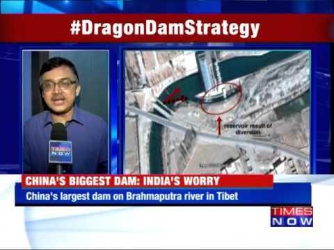China's biggest dam: India's worry