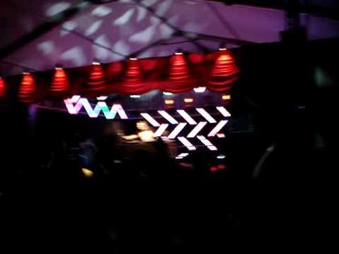 DJ Z-TRIP at Sasquatch Music Festival 2010