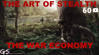 (60 FPS) THE ART OF STEALTH - THE WAR ECONOMY I METAL GEAR SOLID V: THE PHANTOM PAIN