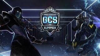 SMG vs ONE   MAD vs HKA [Tuần 4][08.09.2018] - GCS Mùa hè 2018