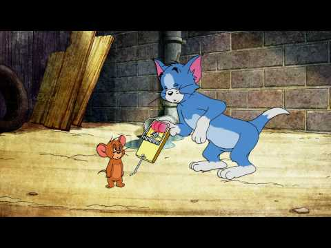 Thumbnail: Tom and Jerry: Willy Wonka and the Chocolate Factory - Trailer