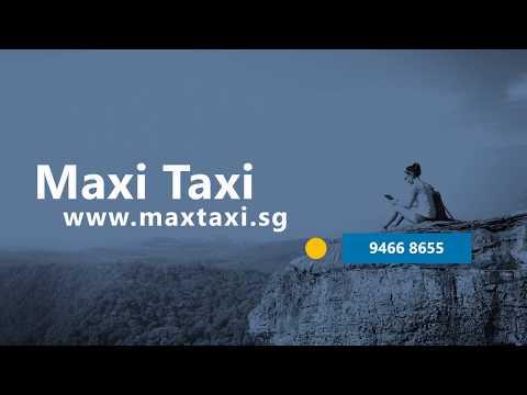 Maxi Taxi Singapore |  7 seater Maxi Taxi