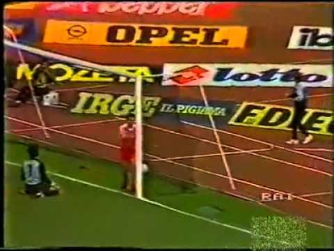 Lazio Cremonese 2 1 Campionato 1984 85 7a Giornata