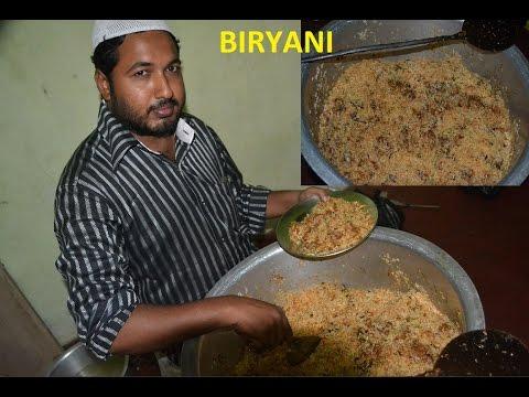 Indian Muslim festival DUM BIRYANI...