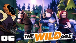 Let's Play The Wild Age - PC Gameplay Part 5 - Greed Is Good