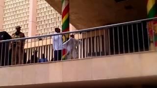 Conakry : Alpha Condé se défoule lors de la fête du travail célébrée le 1er mai