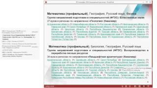 Вебинары по ЕГЭ и ОГЭ (география и русский язык, 12 апреля 2016 г.)