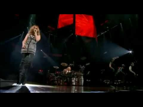 Celine Dion - Dans Un Autre Monde (live)