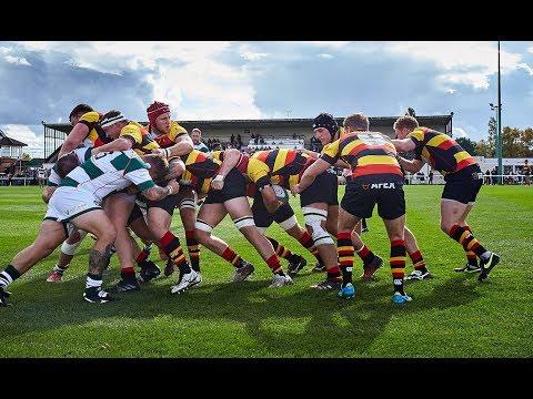 LIVE: Richmond V Hartpury Rugby