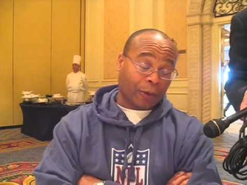Mike Singletary tells Nestor about life in Baltimore with Brian Billick & Ray Lewis