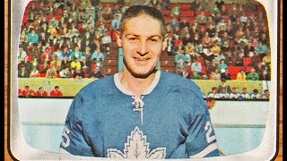 Toronto Maple Leafs Vintage Hockey Cards