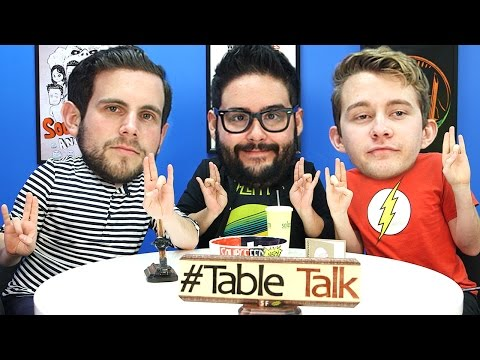 Movies and None-sense on #TableTalk!