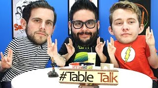 Movies and None-sense on #TableTalk!