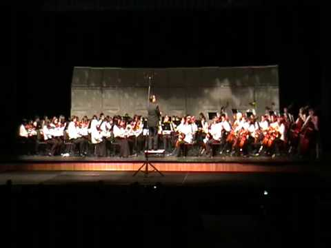 Twilight Ceremonial - All County Orchestra 2009 - Middle School - Orange County Florida