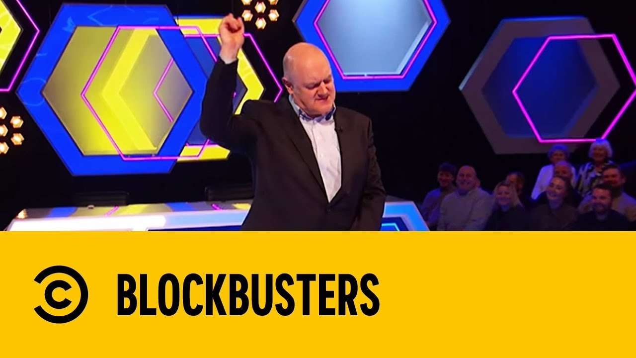 Literally Just An Hour Of The Blockbusters Theme Tune | Blockbusters