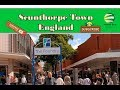 Scunthorpe Town England, UK Town