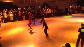 WDC Dutch-AL ZWN 2015 | Latin Master Class A-poule finale – Jive